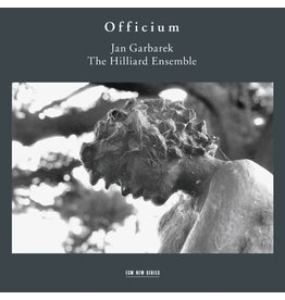 "ECM Garbarek, Jan/Hilliard Ensemble"" Officium LP"