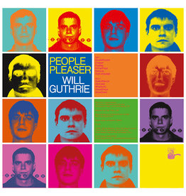 Black Truffle Guthrie, Will: People Pleaser LP