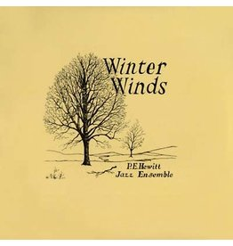 Now Again Hewitt, P.E. Jazz Ensemble: Winter Winds LP