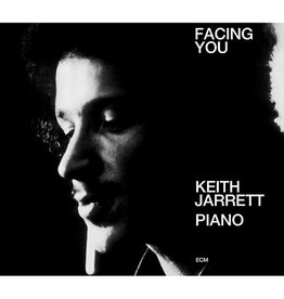ECM Jarrett, Keith: Facing You LP