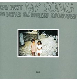ECM Jarrett, Keith: My Song LP