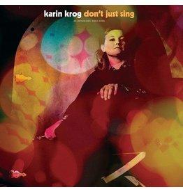 Light in the Attic Krog, Karin: Don't Just Sing LP