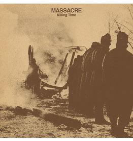 Spittle Massacre: Killing Time LP