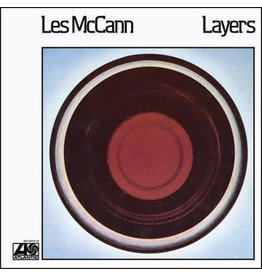 Get on Down McCann, Les: Layers LP