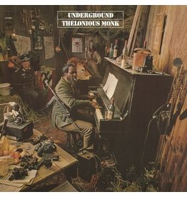 Music on Vinyl Monk, Thelonious: Underground LP
