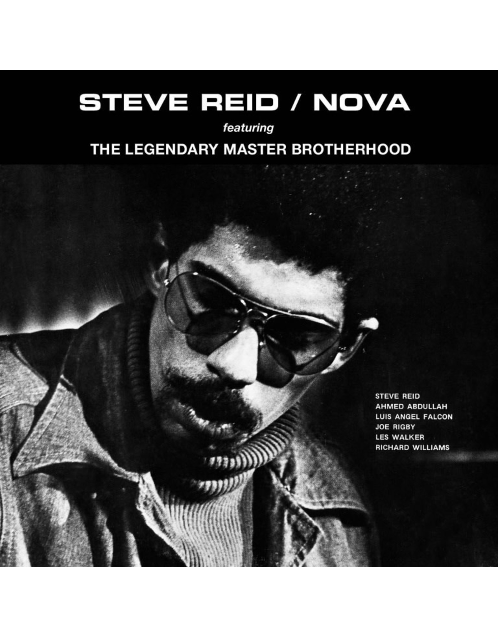 Soul Jazz Reid, Steve: Nova LP
