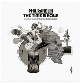 Pure Pleasure Ranelin, Phil: The Time Is Now LP