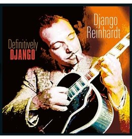 Vinyl Passion Reinhardt, Django: Definitively Django LP