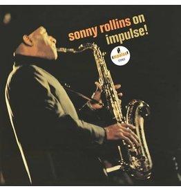 Impulse Rollins, Sonny: Sonny Rollins - On Impulse! LP