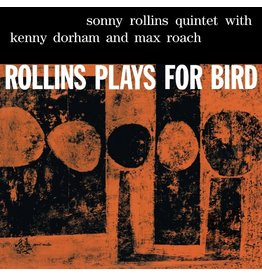 Down at Dawn Rollins, Sonny: Rollins Plays For Bird LP