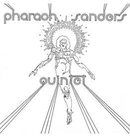 ESP Disk Sanders, Pharoah Quintet: s/t LP