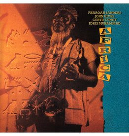 Tidal Wave Music Sanders, Pharoah & Idris Muhammad: Africa LP