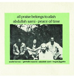 Spiritmuse Sami, Abdullah: Peace Of Time LP