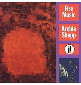 Impulse Shepp, Archie: Fire Music LP