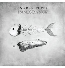 Ground Up Snarky Puppy: Immigrance LP
