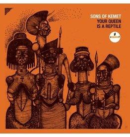 Impulse Sons of Kemet: Your Queen Is A Reptile LP