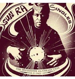 Strut Sun Ra: Singles Vol. 2 LP