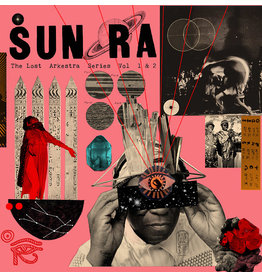 Art Yard Sun Ra: Lost Arkestra Series 1 & 2 2x10""