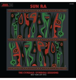Modern Harmonic Sun Ra: The Cymbals / Symbols Sessions: New York City 1973 LPx2
