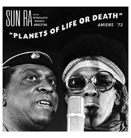 Strut Sun Ra: Planets of Life or Death LP
