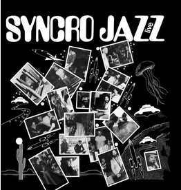 Mad About Syncro Jazz: Live LP