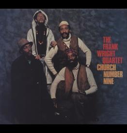 Calumet Wright, Frank Quartet: Church Number Nine LP