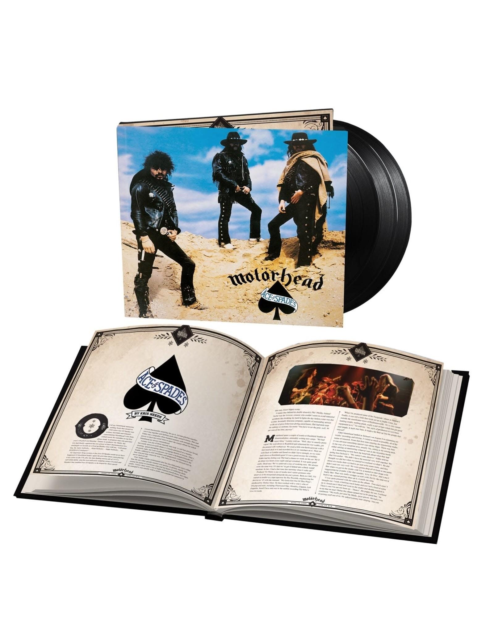 Sanctuary Motorhead: Ace of Spades 40th Anniversary 3LP
