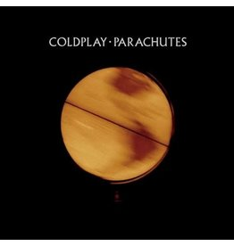 Parlophone Coldplay: Parachutes 20th Anniversary (yellow vinyl) LP