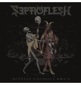 Season of Mist Septicflesh: Infernus Sinfonica MMXXIX LP