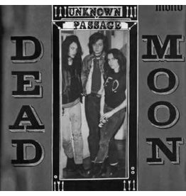 Mississippi Dead Moon: Unknown Passage LP
