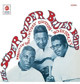 Jackpot Super Super Blues Band: Howlin' Wolf, Muddy Waters & Bo Diddley LP