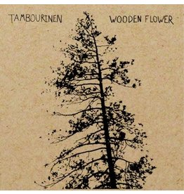 Centripetal Force Tambourinen: Wooden Flower LP