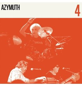 Jazz is Dead Azymuth//Adrian Younge/Ali Shaheed Muhammad: Azymuth (Jazz Is Dead 4) LP