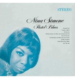 Verve Simone, Nina: Pastel Blues (Acoustic Sounds Series) LP