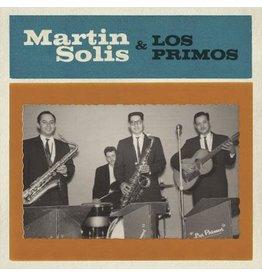 Third Man Solis, Martin: Martin Solis & Los Primos LP