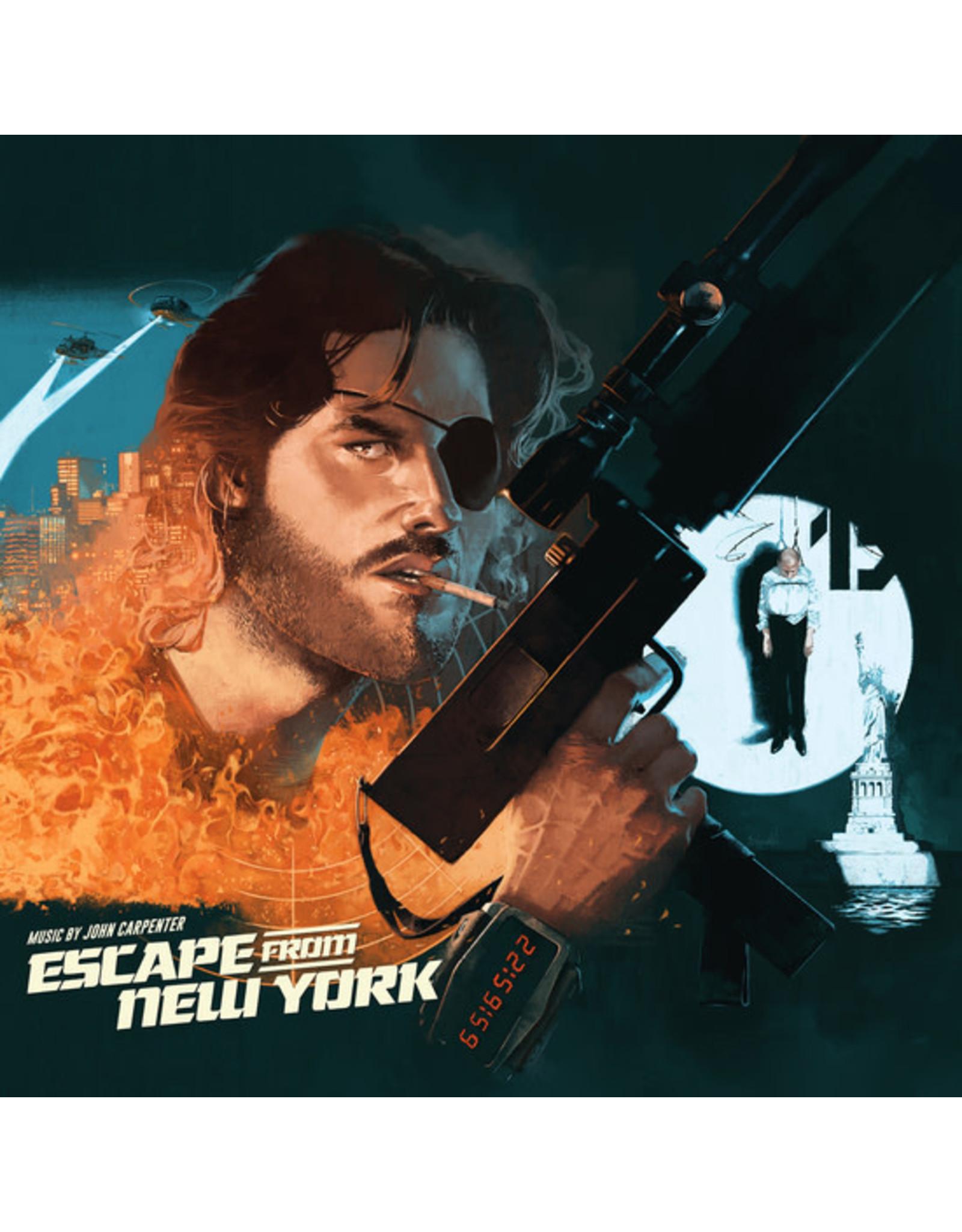 Waxwork Carpenter, John & Alan Howarth: Escape From New York LP