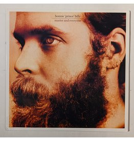 USED: Bonnie 'Prince' Billy: Master and Everyone LP