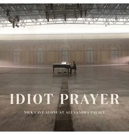 Bad Seed LTD. Cave, Nick: Idiot Prayer - Nick Cave Alone At Alexandra Palace LP
