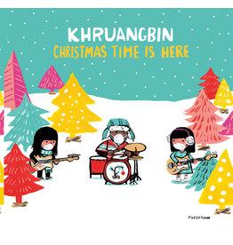 """Dead Oceans Khruangbin: Christmas Time Is Here 7"""""""