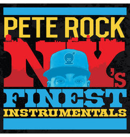 Nature Sounds Rock, Pete: 2020BF - NY's Finest Instrumentals LP