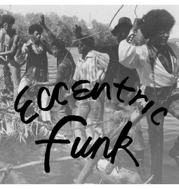 Numero V/A: Eccentric Funk (clear vinyl-indie exclusive) LP
