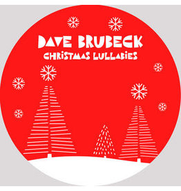 Verve Brubeck, Dave Quartet: 2020BF - Holiday Lullabies (red) LP