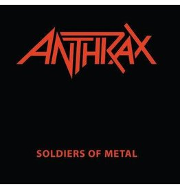 Megaforce Anthrax: 202BF - Soldiers of Metal LP