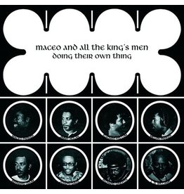 Charly Parker, Maceo & All the King's Men: Doing Their Own Thing LP