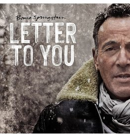Columbia Springsteen, Bruce: Letter to You (grey vinyl) LP