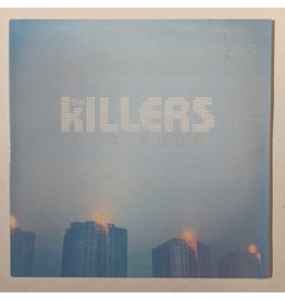 USED: The Killers: Hot Fuss LP