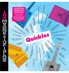 Nonesuch Magnetic Fields: 2020BF - Quickies LP