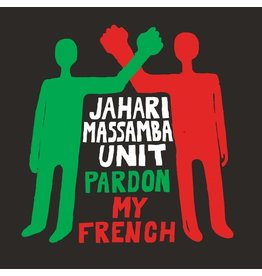 Madlib Invazion Jahari Massamba Unit: 2020BF - Pardon My French LP