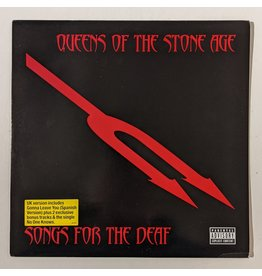 USED: Queens of the Stone Age: Songs for the Deaf LP