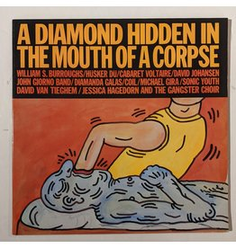 USED: Various: A Diamond Hidden in the Mouth of a Corpse LP